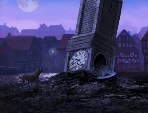 Anti Clock Tower – Astral Pastures