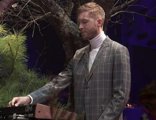 Calvin Harris & Rag'n'Bone Man Bring 'Giant' to the Woods on 'Graham Norton': Watch