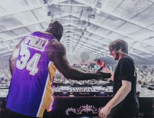 NGHTMRE, Shaq & Lil Jon Go 'BANG' on Monster Collab: Listen