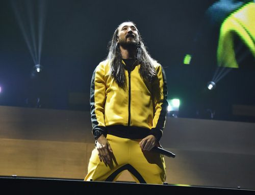 Steve Aoki Remixes World Cyber Games Theme Song 'Beyond The Game': Listen