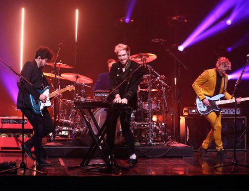 Walk the Moon Charm with Danceable 'Timebomb' on 'Tonight Show': Watch