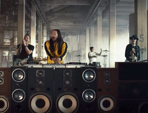 Steve Aoki & Blink-182 Jam in 'Why Are We So Broken' Video: Watch
