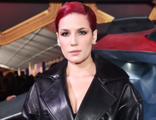Halsey Is No 'Little Lady' in Badass New Single 'NIGHTMARE': Listen