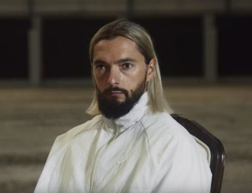 Salvatore Ganacci On Bizarre 'Horse' Video: 'I Love To Experiment With What Love Can Be'