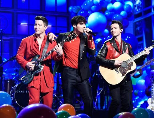 Jonas Brothers Happily Return to 'SNL' With 'Sucker,' 'Cool' and Surprise Throwback 'Burnin' Up': Watch