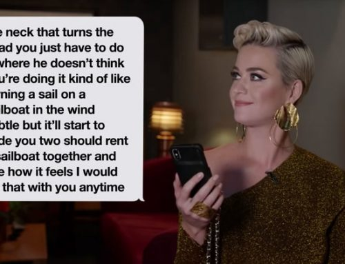 Katy Perry, Billie Eilish, P!nk & More Read Texts From Their Moms: Watch