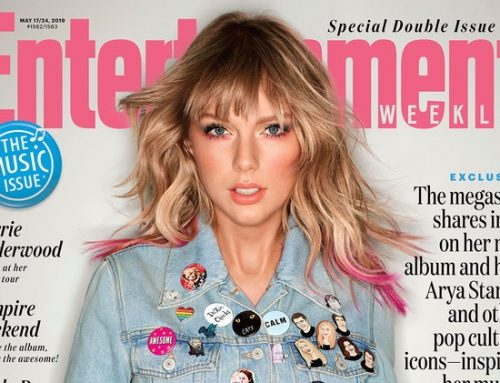 Drake, 'Game of Thrones' & All the Other Pins on Taylor Swift's Jean Jacket