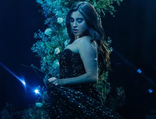Lauren Jauregui Mesmerizes with Elegant 'Expectations' Performance on 'Late Late Show': Watch