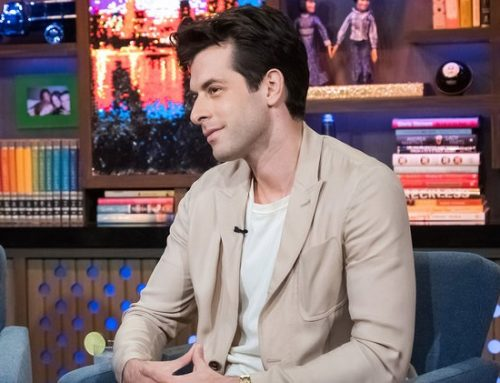 Mark Ronson Talks Writing Note to Drake, Puking After DJing Tom Cruise's Wedding on 'Watch What Happens Live': Watch