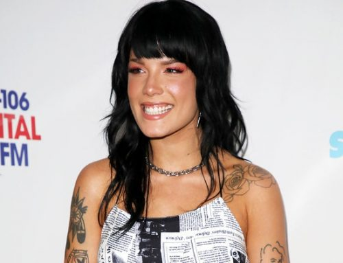 Halsey Impersonates Justin Bieber, Miley Cyrus & More While Singing 'Without Me': Watch