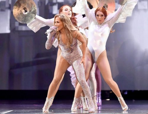 Jennifer Lopez Kicks Off Tour With Sparkling Spectacle of Designer Looks & 1 Million Crystals
