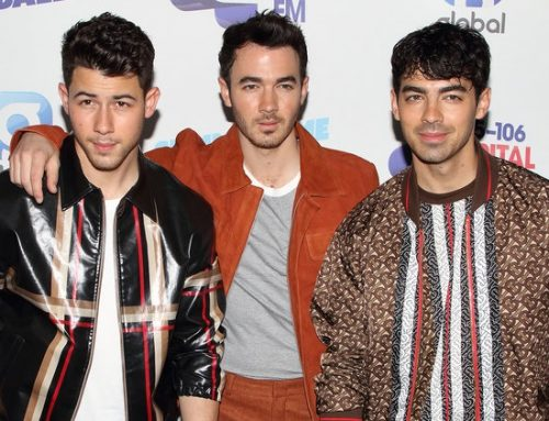 Jonas Brothers & 5 Seconds of Summer Share the Love at Summertime Ball in London: See the Pics