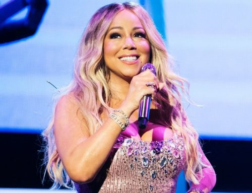 Mariah Carey Takes on the Bottle Cap Challenge Using Only Her Voice: Watch