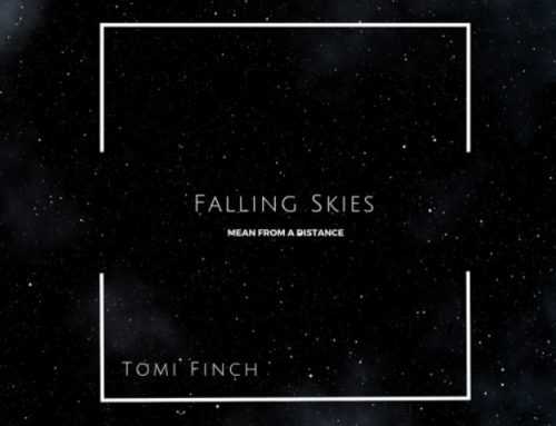 Falling Skies / Mean from a Distrance by Tomi Finch