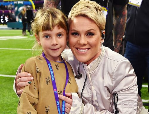 P!nk Thanks Lewis Capaldi for Introducing Her Daughter Willow to Harmonies With 'Someone You Loved'