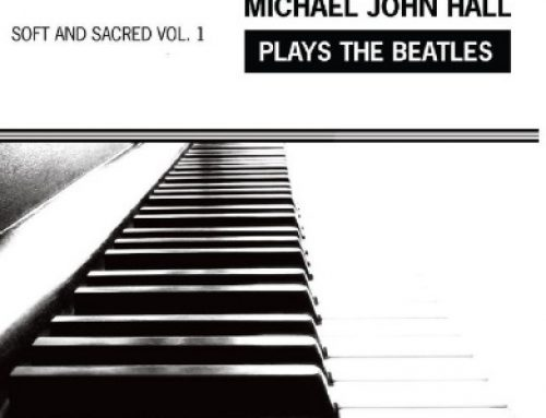 While My Guitar Gently Weeps By Michael John Hall