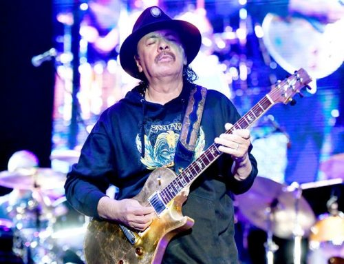 Carlos Santana Plots Miraculous 2020 World Tour Dates: See Where He's Headed