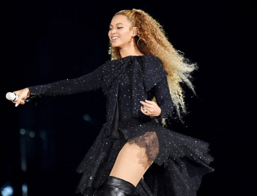 Beyonce's End-of-Year Merch Collection Has That Holiday Party Energy