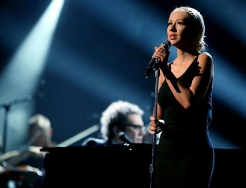 Christina Aguilera Reunites With A Great Big World For Sweeping Duet 'Fall On Me': Listen