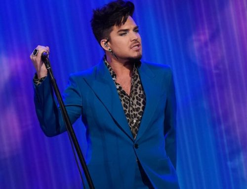 Watch Adam Lambert Get Gorgeously Mellow with 'Closer to You' on 'Late Late Show'