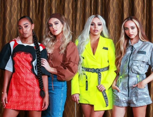 Find Out When Little Mix's First Christmas Song Is Arriving
