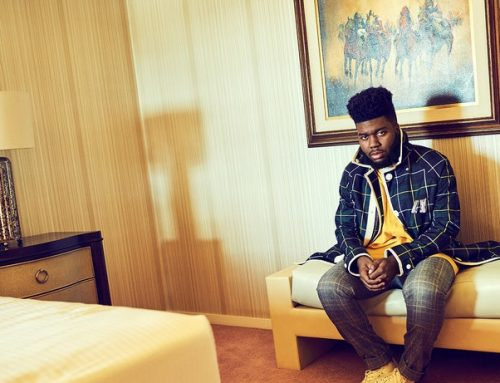 Khalid Takes a Chill, Sleepless Trip Around the World On 'Up All Night'