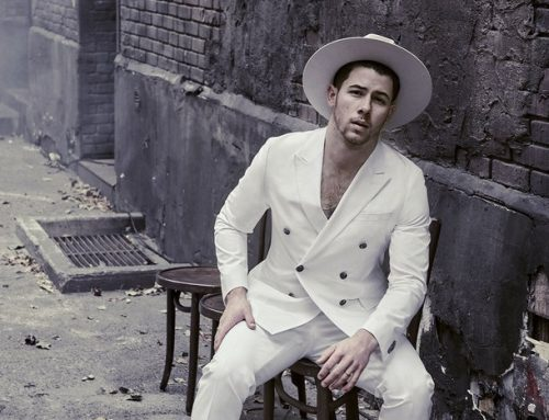 Nick Jonas on Christmas Song, New Fragrance, 'No-Rules' Fashion