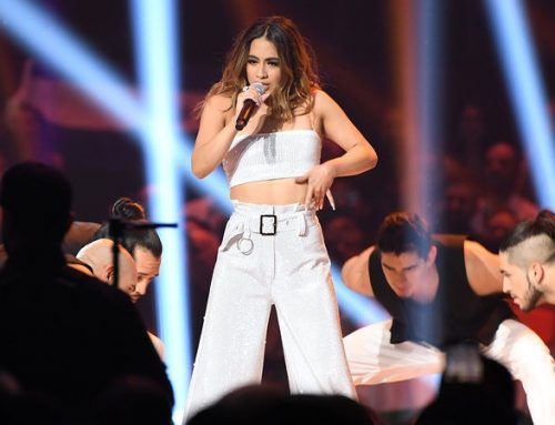 Ally Brooke Sings Alongside the Beauty Queens of the Miss Universe Pageant: Watch