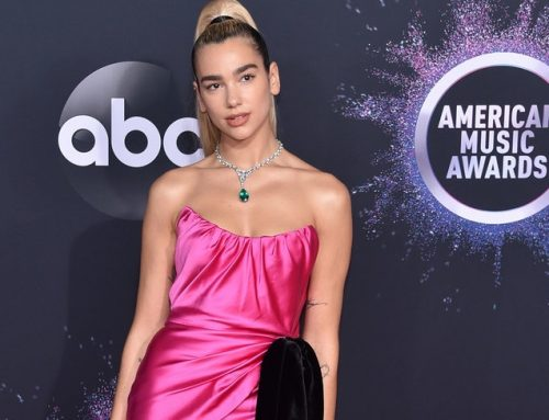 Dua Lipa Sneakily Reveals Second Album Title With New Arm Tattoo: See the Pic