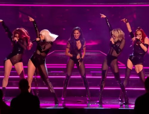 The Pussycat Dolls Reunite for First Time in a Decade on U.K.'s 'X Factor': Watch