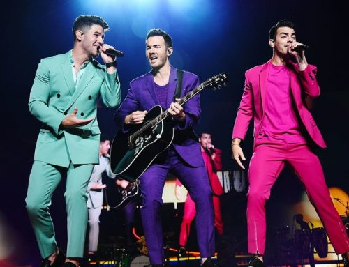 Jonas Brothers Take a Ride Through Vegas in 'What a Man Gotta Do' Alternate Video