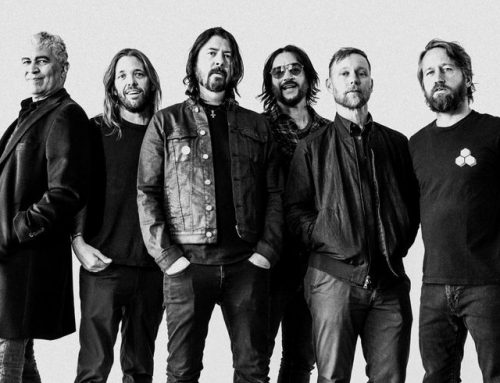 Foo Fighters Share Wild Throwback Photo to Their First-Ever Gig…at a Keg Party