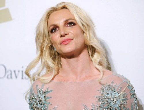 Britney Spears' Boyfriend Reveals She Broke Her Foot While Dancing