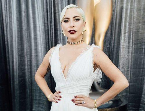 Lady Gaga Cuddles Up to Boyfriend Michael Polansky During Self-Quarantine: 'Going Strong'