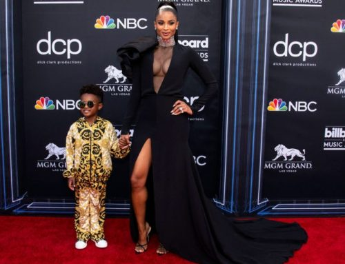 Ciara & Her Son Show Off Their Swag With 'Hit Yo Groove' TikTok Challenge
