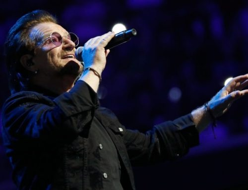 Bono Collaborated With Will.I.Am, Jennifer Hudson and Yoshiki For Inspiring 'Sing For Life'