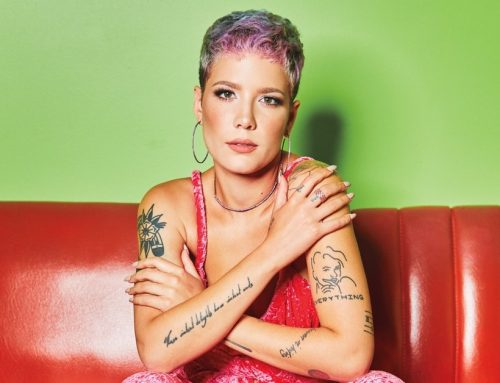Halsey Shows Off New Hand Tattoo Honoring Juice WRLD: See the Pic