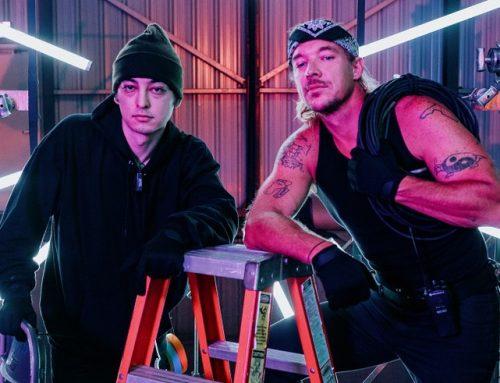 Diplo & Joji Go Behind the Scenes as PAs in 'Daylight' Video