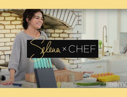 Selena Gomez Prepares an Octopus & Has an Oven Fire in 'Selena + Chef' Cooking Show Trailer