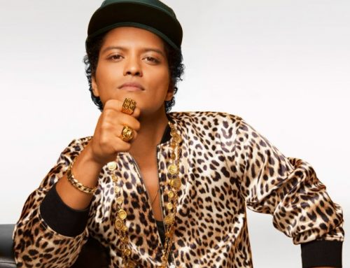 Bruno Mars Really Wants to Be a Model in Rihanna's Fenty Skin Campaign