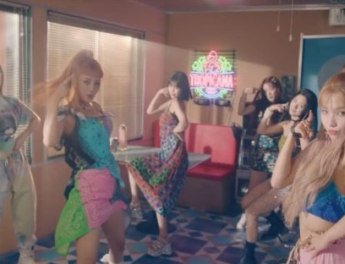 (G)I-DLE Turns a Sleepy Desert Town Into a Fun-Filled Dance Party in 'DUMDi DUMDi' Video