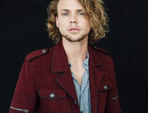 Five Seconds of Summer's Ashton Irwin Sets Solo LP 'Superbloom,' Drops 'Skinny Skinny'