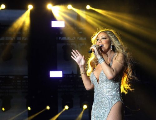 Listen to Mariah Carey Read An Excerpt From the Audiobook of Her Memoir