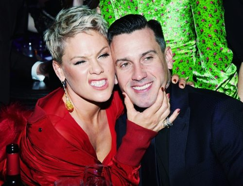 P!nk Rocks Biden-Harris Shirt and Carey Hart Says 'Bye Karen' to Anyone With a Problem