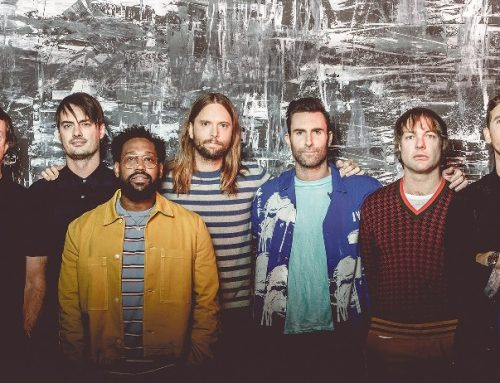 Maroon 5's 'Nobody's Love' Remix Has an Unexpected Guest Feature