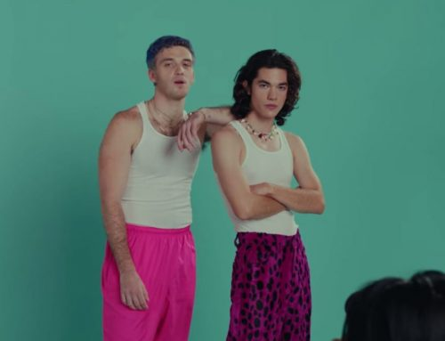 Lauv & Conan Gray Are Sick of 'Fake' Friends in Colorful New Video