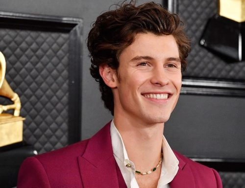 Shawn Mendes Tells Elton John How Camila Cabello Became a 'Calming Presence' in His Life