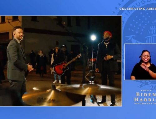 Justin Timberlake & Ant Clemons Look to 'Better Days' at 'Celebrating America'
