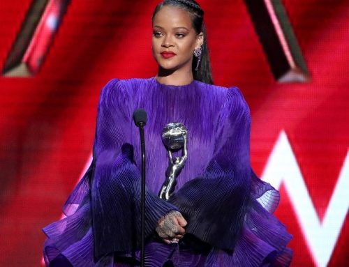 Rihanna Just Wants to Help President Biden Take Out the Trash