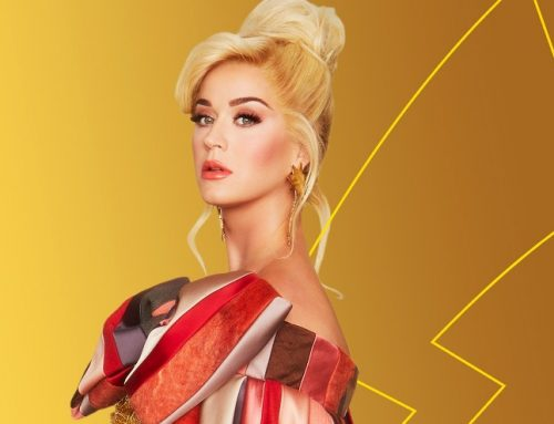 Katy Perry Teaming With Pokémon to Celebrate 25th Anniversary